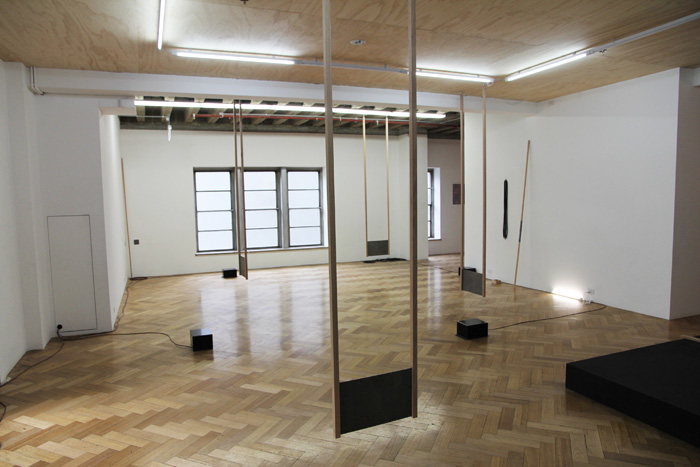 All Who Occupy This Great Space, 2012, Katie Lee & David Chesworth, West Space, d