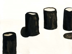 Katie Lee 2006_Cylinder Drum_120x160